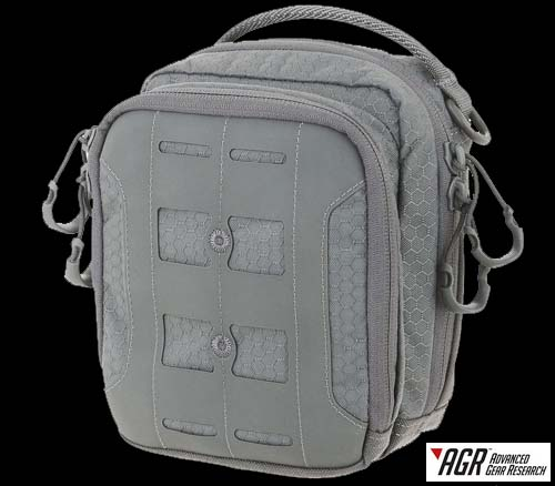 Maxpedition AGR Accordion Utility Pouch AUP (Grey)