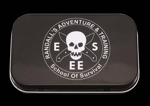 ESEE Pocket Survival Tin