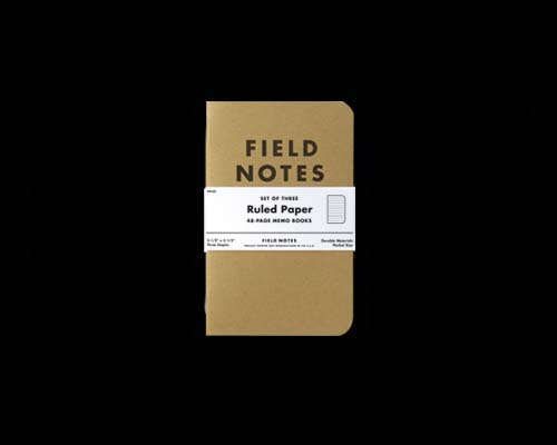 Field Notes Original - Ruled (Single)
