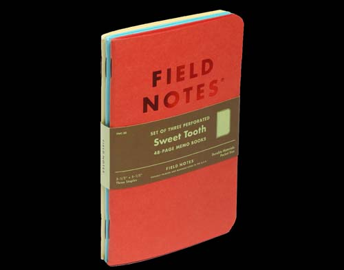 Field Notes Sweet Tooth (DISCONTINUED)