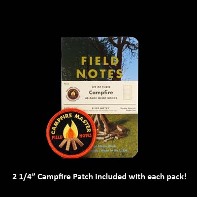 Field Notes Campfire (Limited Edition) Alternate 3