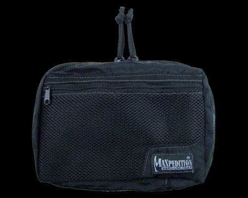 Maxpedition Individual First-Aid Pouch (Black)