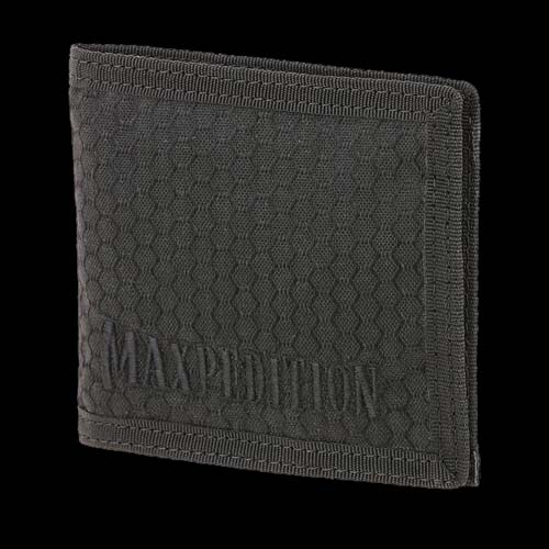 Maxpedition BFW Bi-Fold Wallet (Black)
