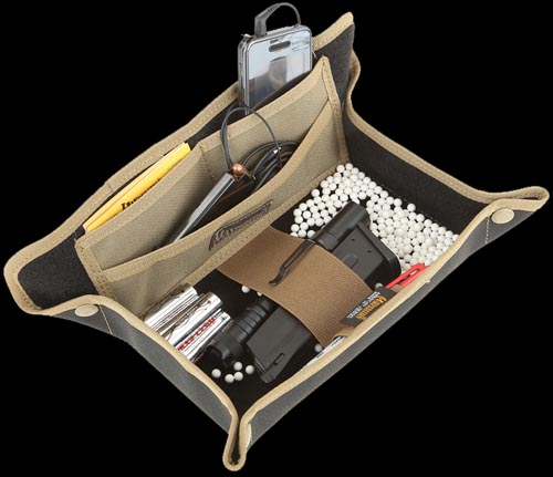 Maxpedition Tactical Travel Tray (Khaki) Alternate 2