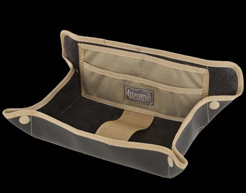 Maxpedition Tactical Travel Tray (Khaki)