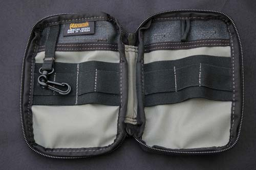 Maxpedition Mini EDC Pocket Organiser (Wolf Grey) Alternate 1