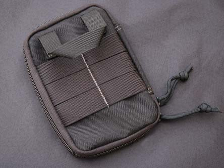 Maxpedition Mini EDC Pocket Organiser (Wolf Grey) Alternate 2