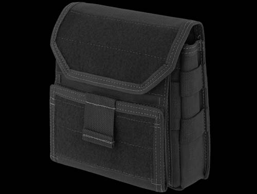 Maxpedition Monkey Combat Admin Pouch (Black)
