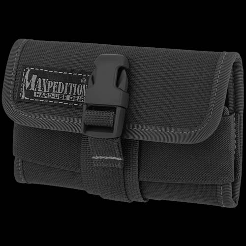 Maxpedition Horizontal Smart Phone Holster (Black)