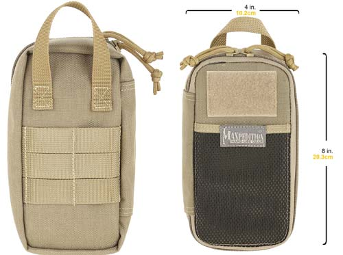 Maxpedition Skinny Organiser (Khaki) Alternate 1
