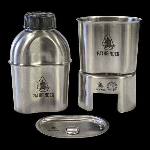 Pathfinder Canteen Cooking Set (SECOND)