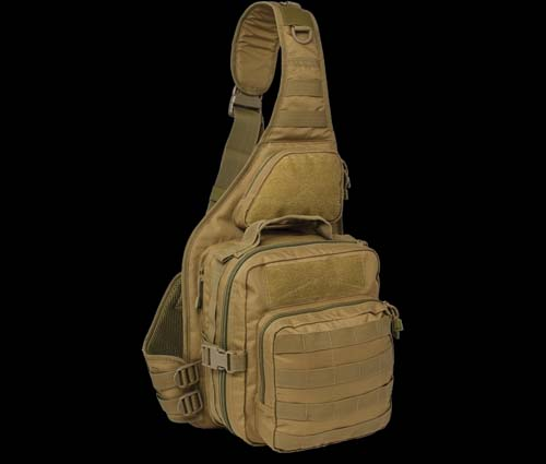 Red-Rock Outdoor Recon Sling Pack (Coyote)
