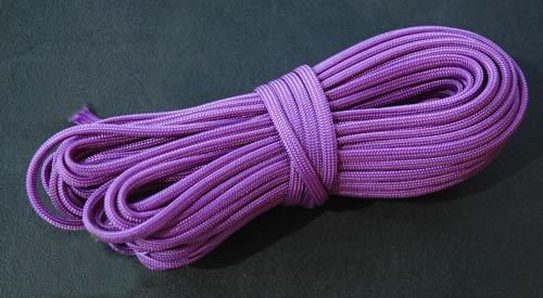 Atwood-Rope 550 Paracord - Purple - 100ft (30m) Alternate 1