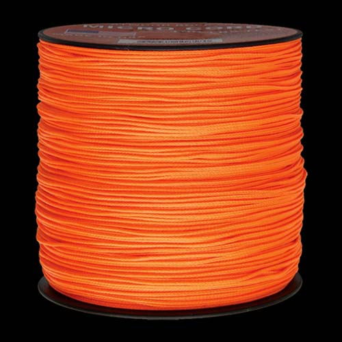 Atwood-Rope Micro Cord 1.12mm - Orange 50ft (15m)