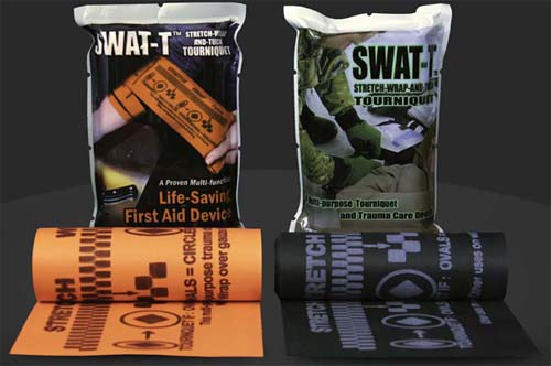 SWAT-T Tourniquet (Black)