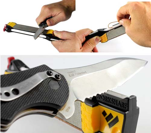 Work Sharp Guided Field Sharpening System Alternate 1